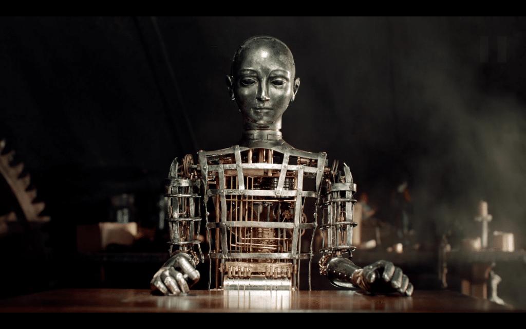 μεταλλικό automaton