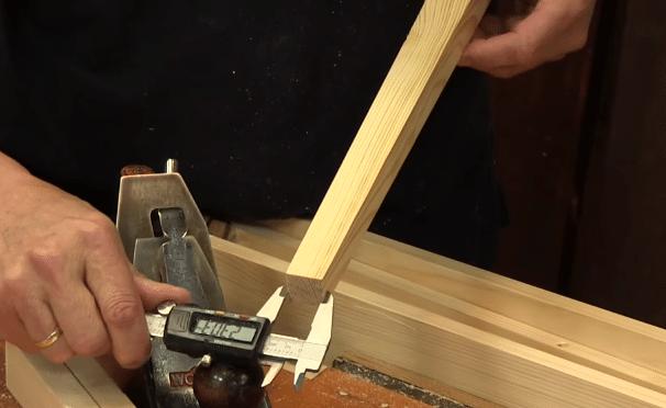 DIY βοήθημα για κατασκευή κωνικών ποδιών
