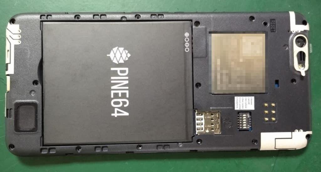 pinephone, κινητό με linux